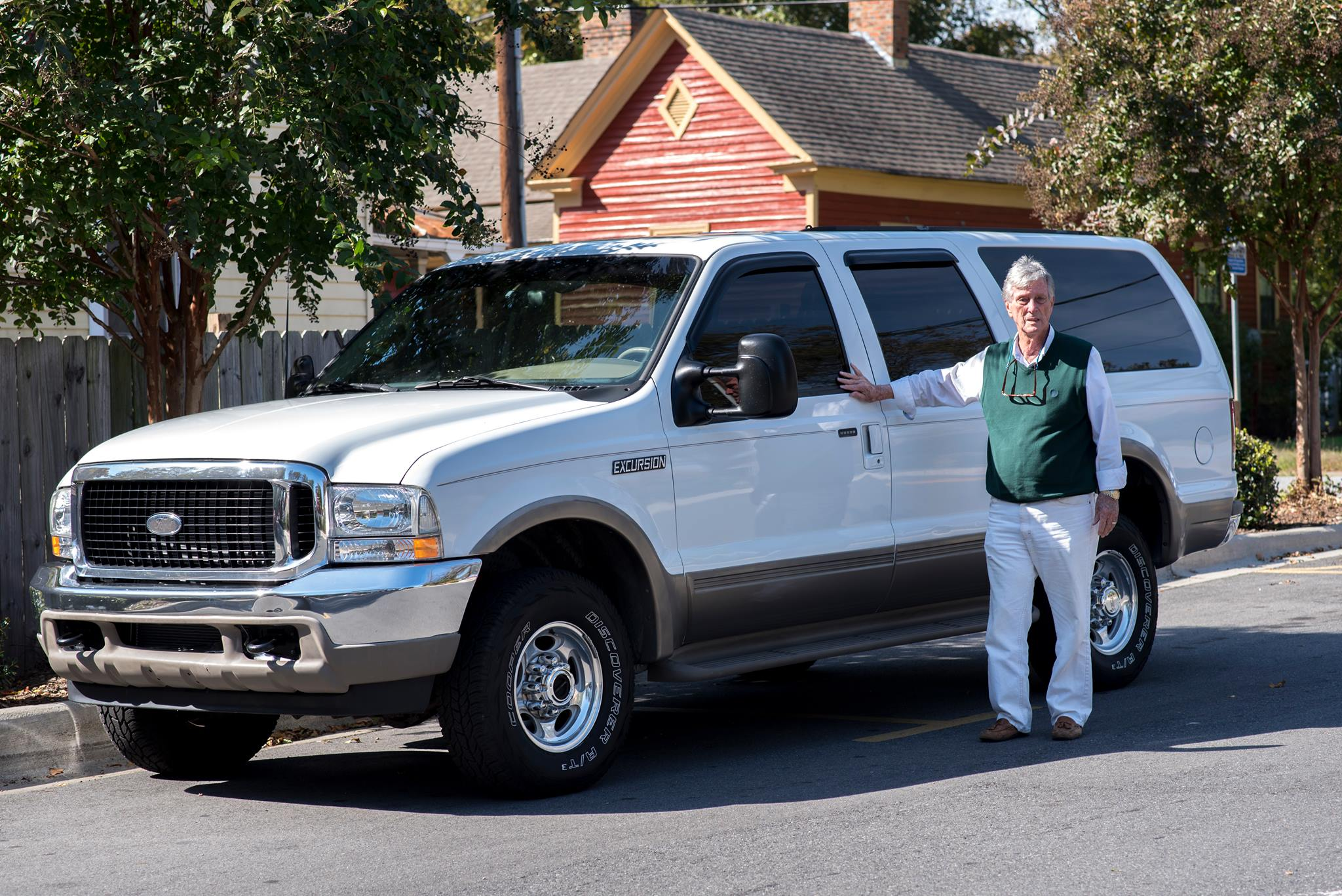 2003 Ford Excursion Used SUV in Sarasota, FL